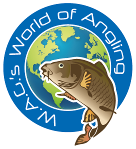 WAGS World of Angling logo